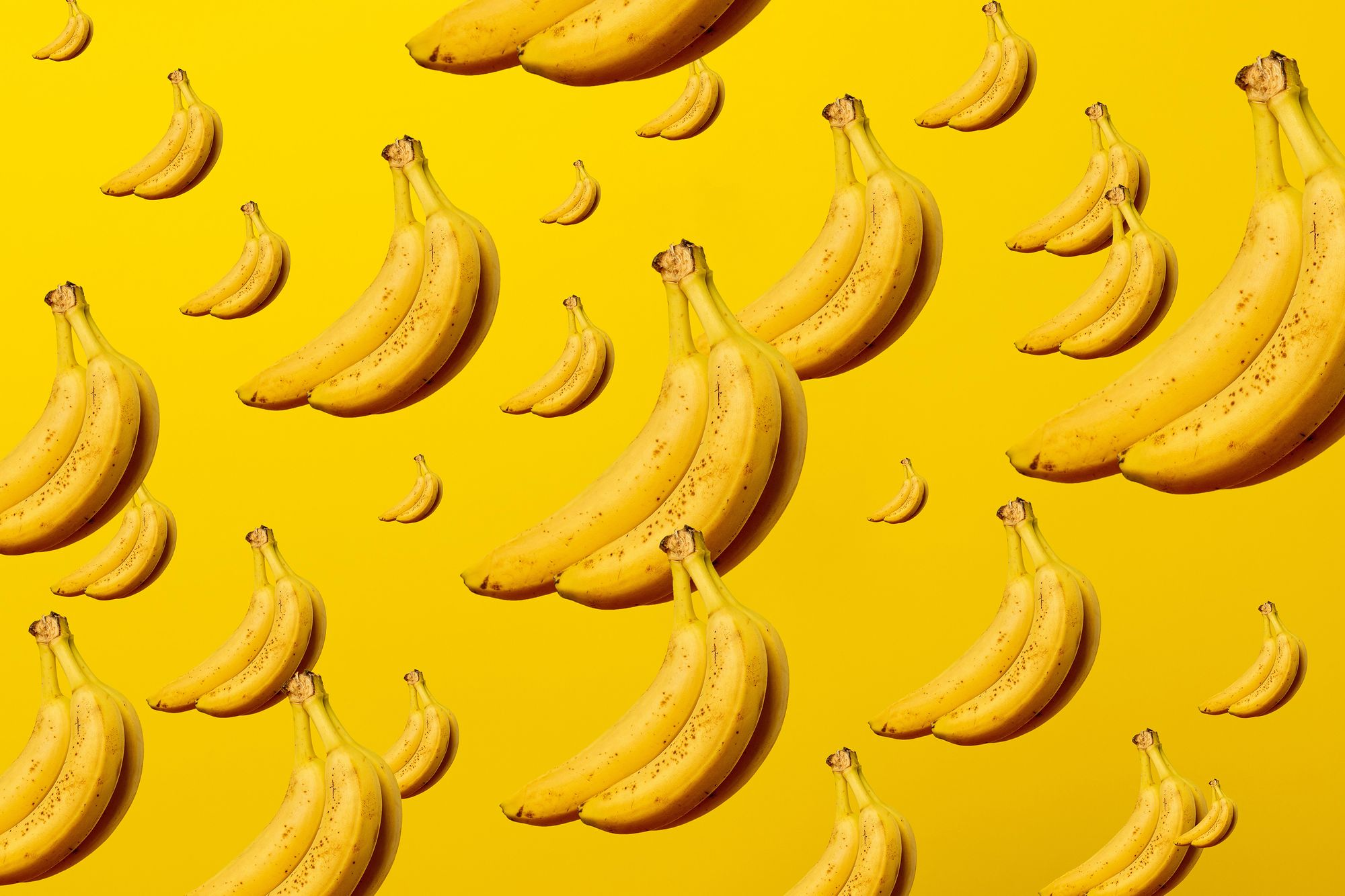Bananas are great brain foods