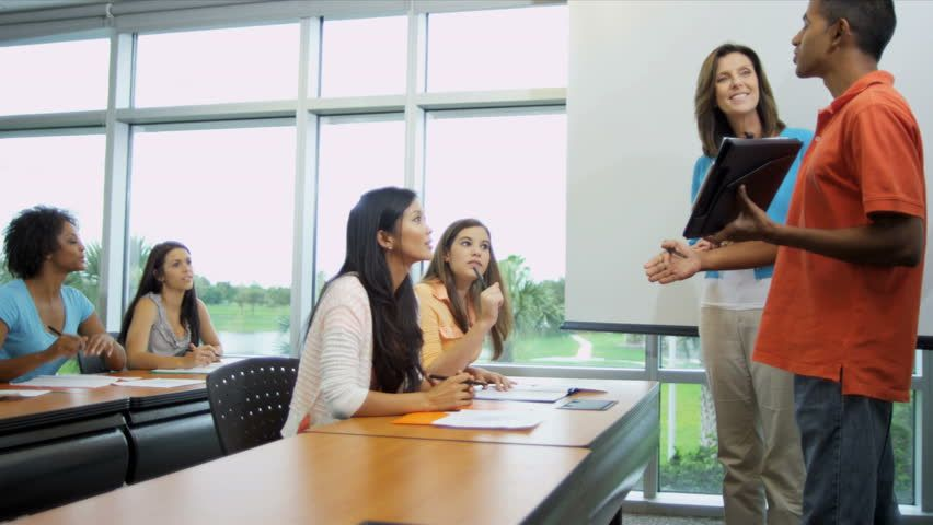 Allow students to give lectures to improve student engagement