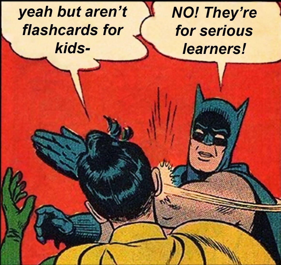 Comic image with batman