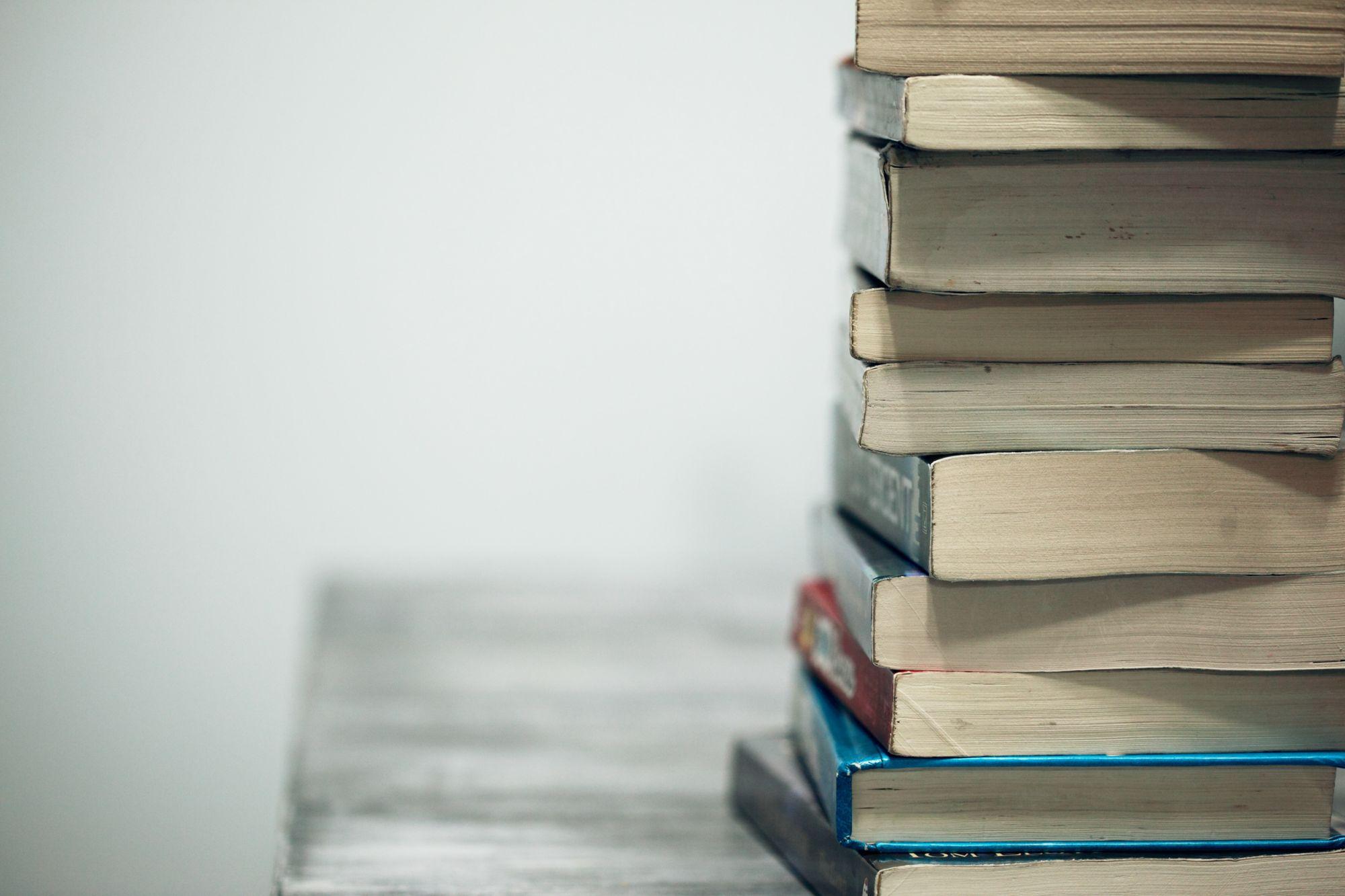 GRE Psychology study books