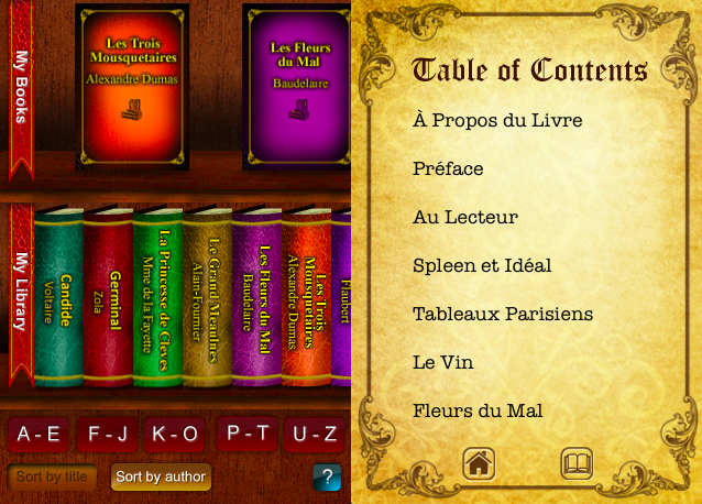 Classics2Go Collection best free app learn French
