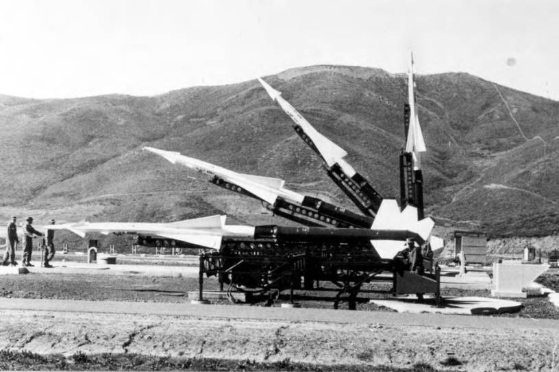 rockets from the cold war