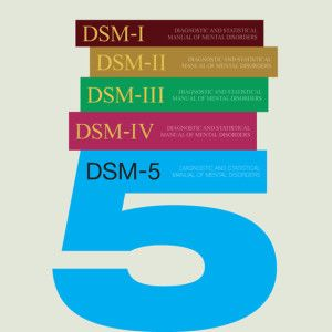 Here are the 7 biggest changes from the DSM-IV to the DSM-5