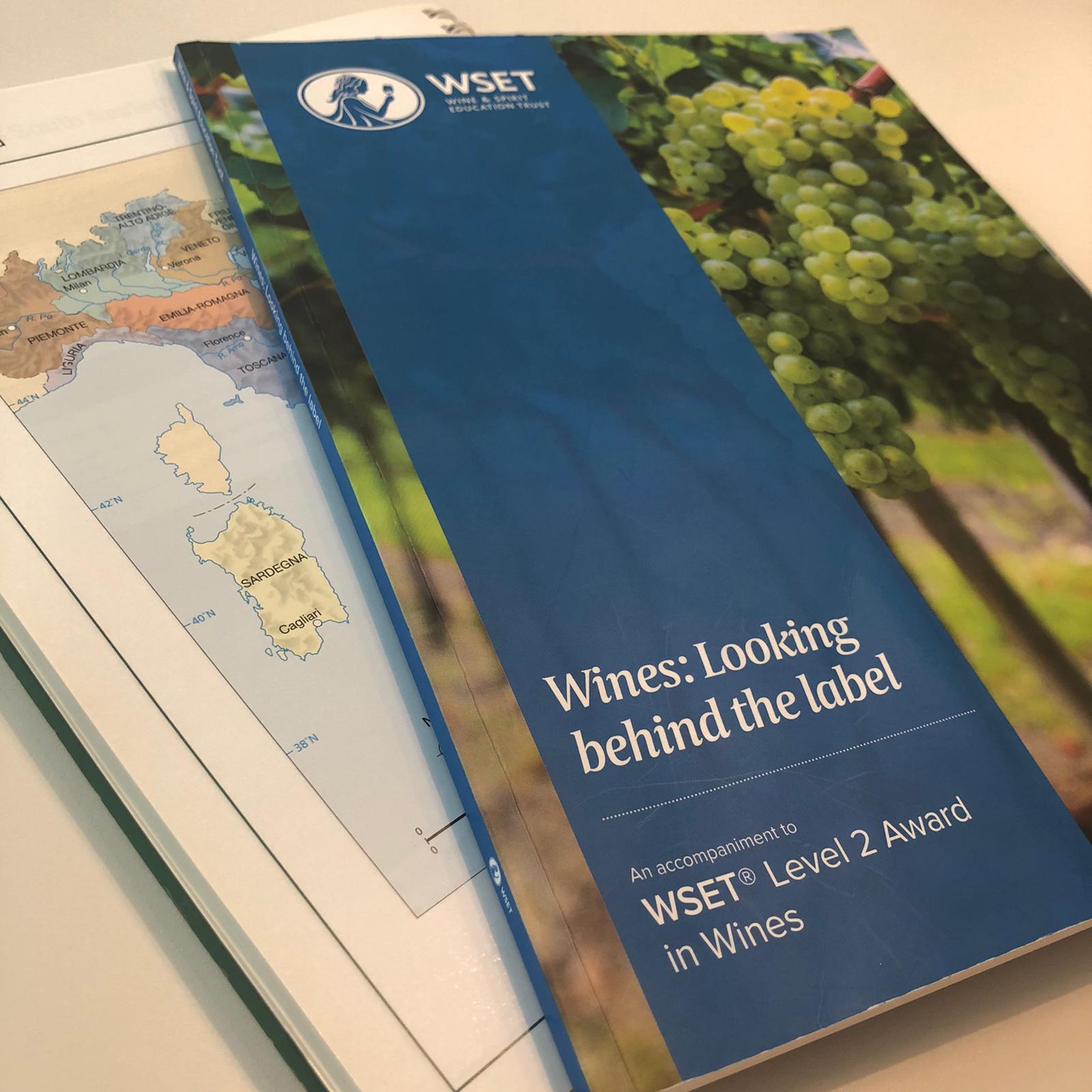 WSET Level 2 Course Books
