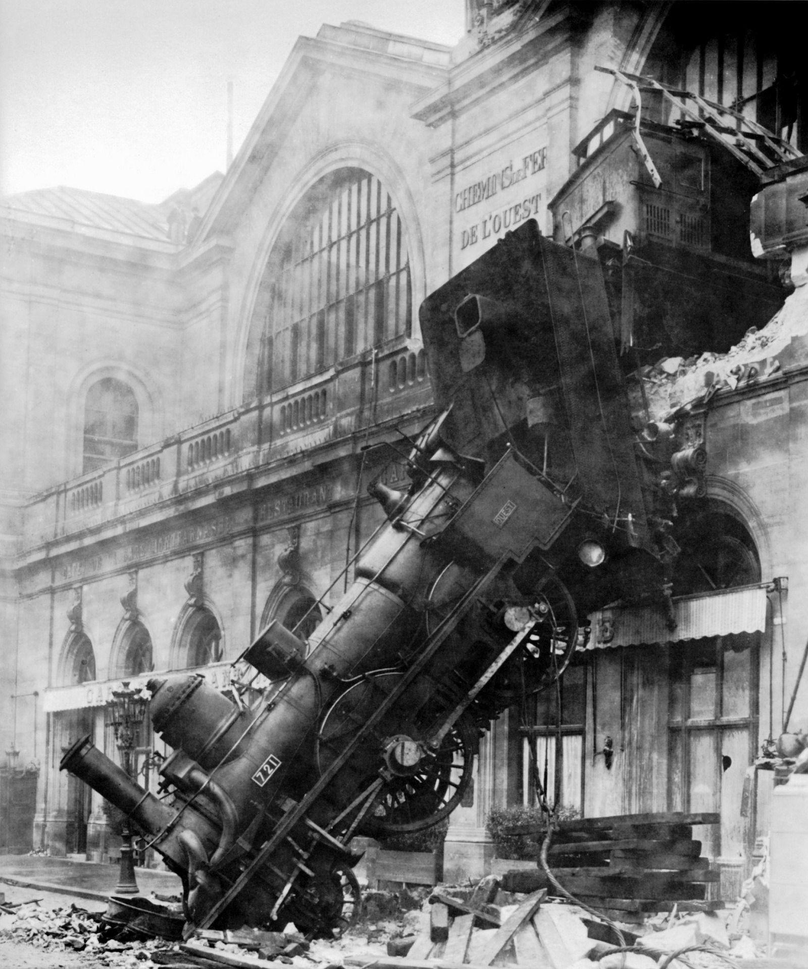 Train crashes into a building; NCLEX study plan