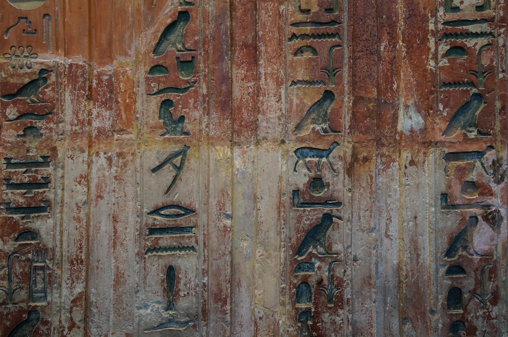 ancient Egyptian markings