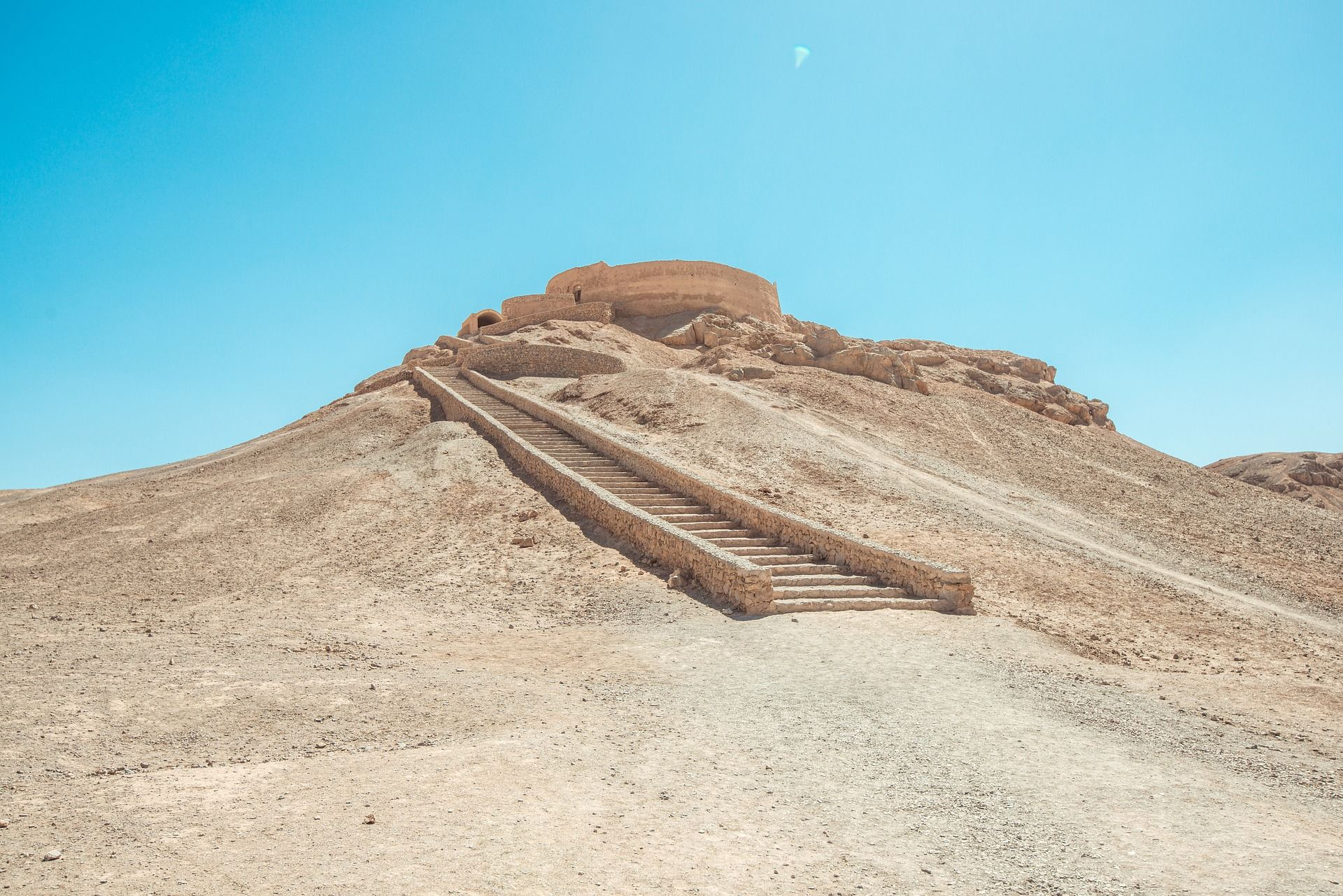 historical site in Persia
