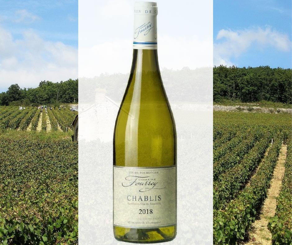 Chablis; Chardonnay wine